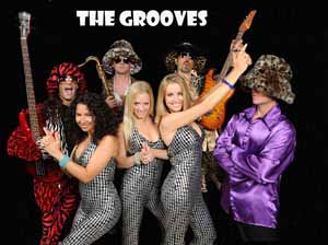 Austin bands The Grooves